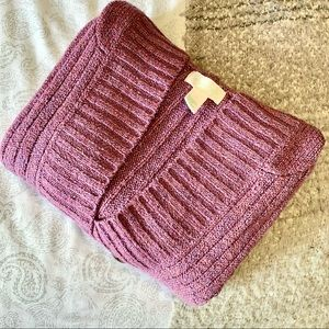 Maurice's knit hoodie sweater